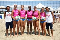 Sand Volley Scavolini