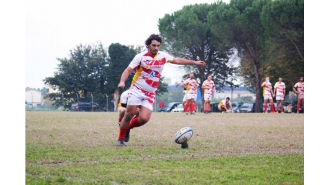 Marco Martinelli  Pesaro Rugby