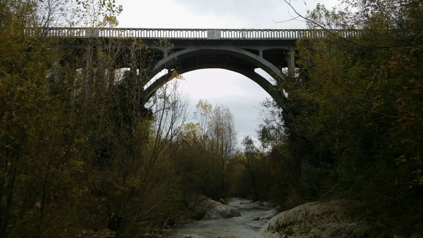 Ponte Amelia chiuso dal 18 novembre al 5 dicembre per opere strutturali: ecco i percorsi alternativi - Vivere Pesaro