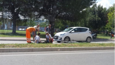 incidente via solferino
