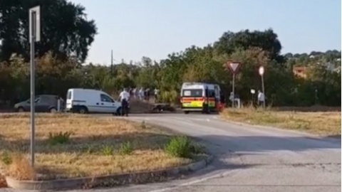incidente borgo santa maria