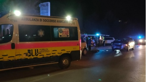 incidente strada montefeltro
