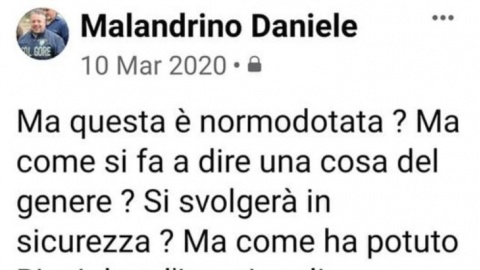 post malandrino 2020
